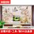シームレス壁画テレビ背景の壁壁画5 D凹凸スティレオ壁紙は現代居間の防水性壁紙8 Dシームレス壁紙と宝飾花卉カスタム映画化壁画シームレスな絨底のシルク布/平方です。