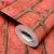 秋田10米装粘着式厚いPVC粘着式壁紙壁紙テープ付きベドルーム居間書斎テレビ背景の壁壁紙ウォーカー45 cm幅*10 m長赤紋れんが45 cm幅/10 m長さ