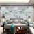 春莎の唯一の刺繍テレビ背景の壁の布はただ花鳥の刺繍の壁画を刺繍します。壁の布の壁の壁画はシームレスです。