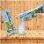 藍羽Lanyu緑の愚かな職人シリーズの壁紙はもち米ゴムの基膜の壁面の保護膜を貼ります。壁紙の緑の愚かな職人のもち米のゴムの2 kgを貼ります。