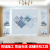 3 d北欧テレビ背景の壁紙装飾壁紙居間ソファ背景の壁8 d、鹿壁紙16 d幾何学レリーフカスタム壁画5宮格造型壁衣オーダーメイドシームレス壁画(顧客サービスに連絡して自分の欲しい図案を選択)輸入シームレス宣絨布