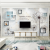 テレビ背景の壁紙8 d立体欧風大気居間5 d壁画馬蹄蓮壁紙2020年ネット紅壁布オーダーメード商品はカスタマーサービスに連絡して数を撮影してください。