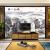 月上映画16 d新中国式水墨山水画の背景の壁布ベトルムの居間テレビ背景の壁壁壁壁壁壁壁壁壁壁壁壁壁壁壁壁のカスタマイズ大型シームレス壁布環境保護無毒防水性防湿壁紙Aタイプシームレス油絵布/38元1平方