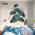 ベッドルームの暖かい壁にウォーウォーカーの壁紙の壁紙粘着式居間ソファに小さな清新な背景を飾る壁紙ネットレッドフラミンゴ(WSY 76)大
