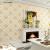 粘着壁紙の壁紙欧風大花3 D立体精圧模様を織らずに直接壁紙を貼り付けます。