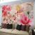 六紋魚3 D立体レリーフカスタムシームレス壁画映画とテレビの壁壁壁壁壁壁壁壁壁壁壁壁壁壁壁壁の壁画のバラ