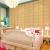 斯図sitoo PVC粘着式壁紙壁紙ウォーカー45 cm*10 m黄色木目テープ2090