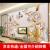 家と富貴居間テレビ壁背景の壁壁壁壁壁壁紙8 D立体家装室内装飾壁壁壁壁壁ベドルーム映画とテレビの壁布レストラン壁シームレス壁画繊維油絵布/平方